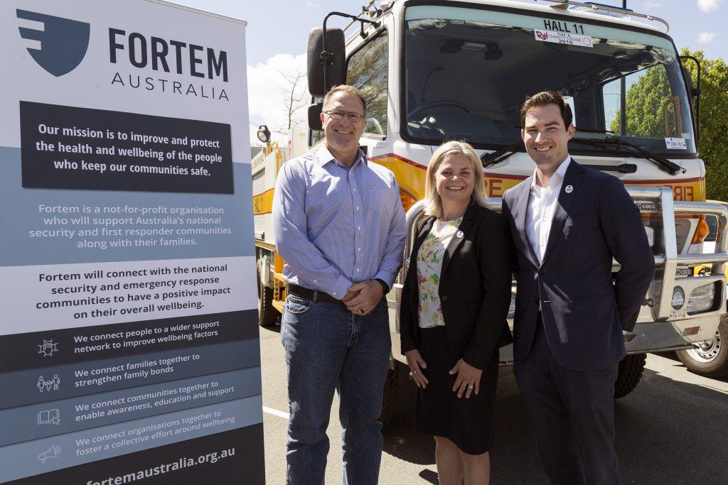 Fortem Australia Launches Pilot Program