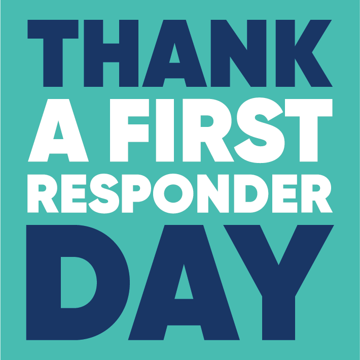 Thank a First Responder Day