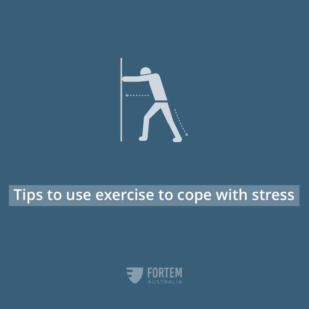 6 ways exercise can help you cope with stress