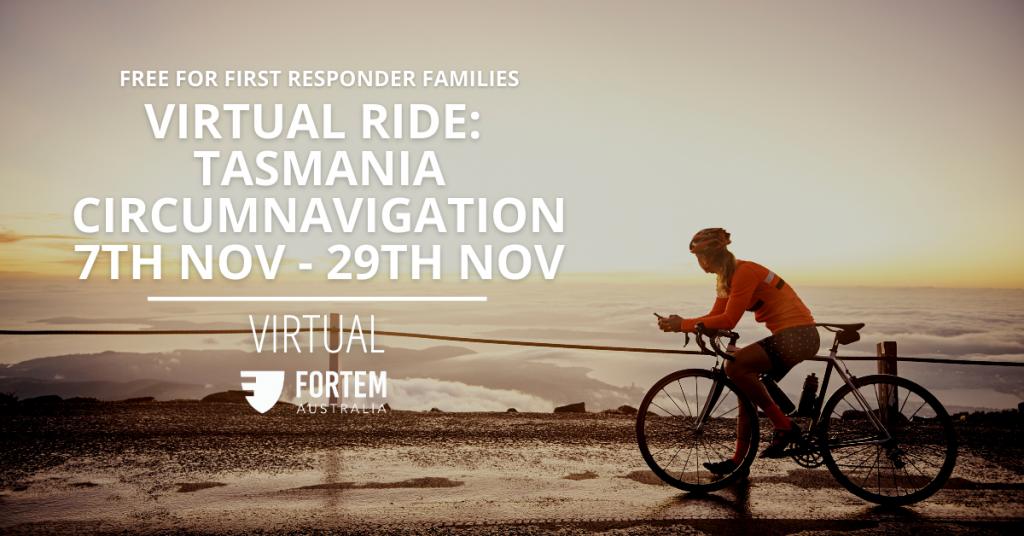 Circumnavigate Tasmania (virtually) for charity