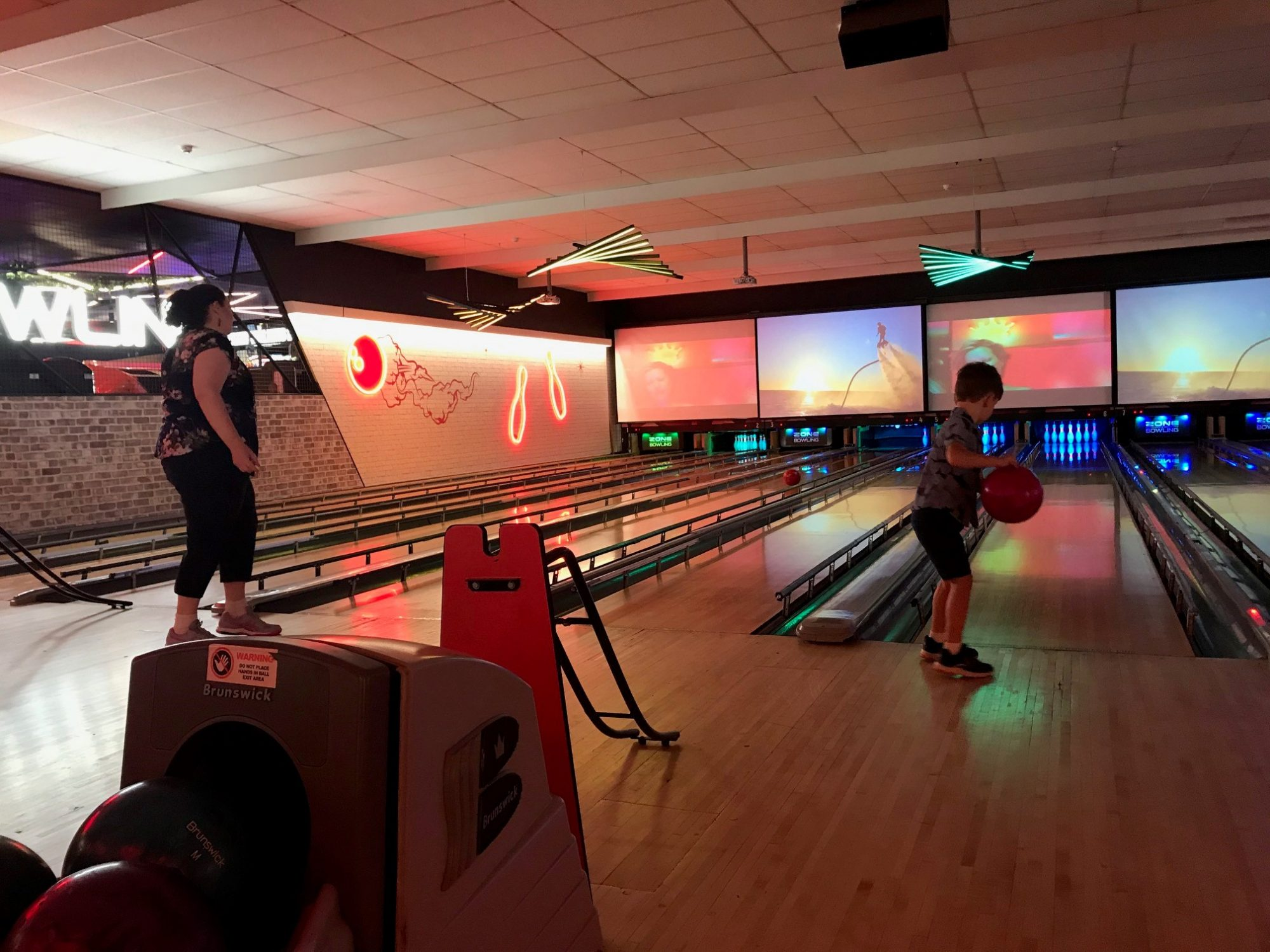 On a roll with Ten Pin Bowling! | Canberra Region Activity Wrap Up