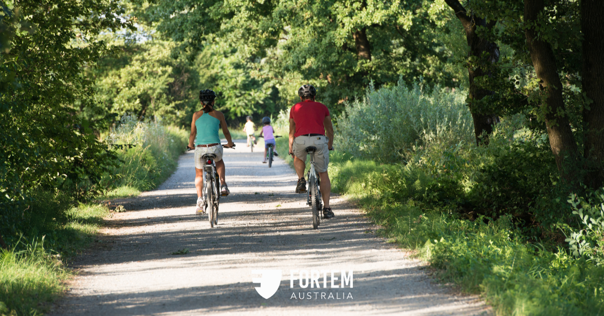 Canberra Cycle Group - Fortem Australia 2