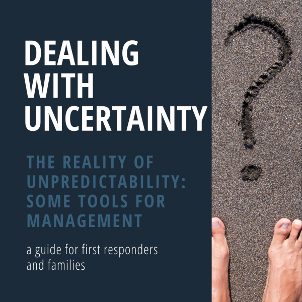 Cover - Dealing with Uncertainty - Fortem Australia