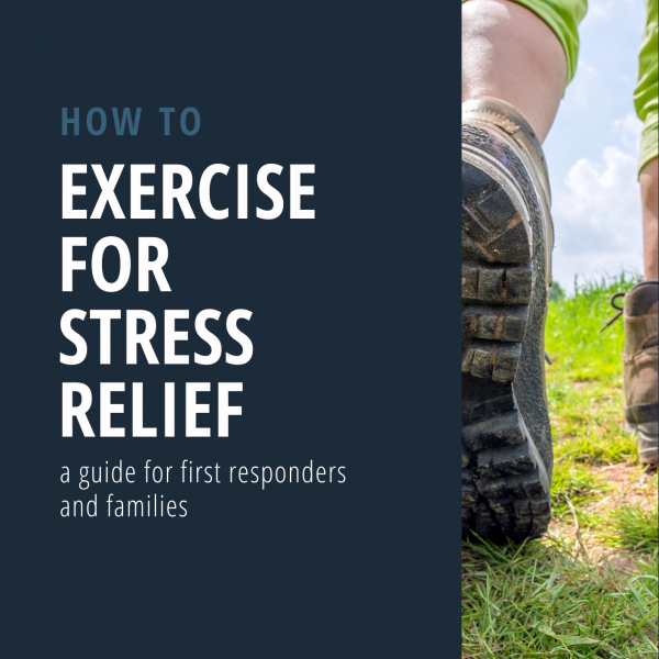 Exercise For Stress Relief - PDF Guide