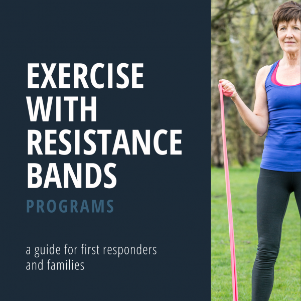 Cover - Exercise with Resistance Bands Programs - Fortem Australia