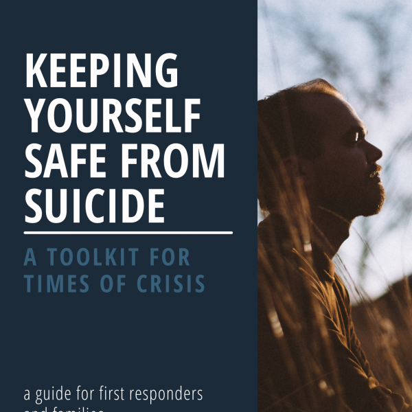 Keeping yourself safe from suicide front